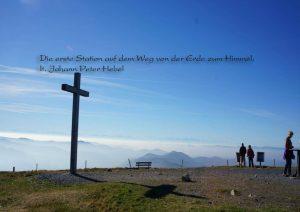 10 x Berg- und Talfahrten mit dem Exposkyliner auf den Belchen