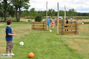 10 x 1 voucher of €10 each for a round of football golf in the Soccerpark Ortenau in Neuried-Dundenheim