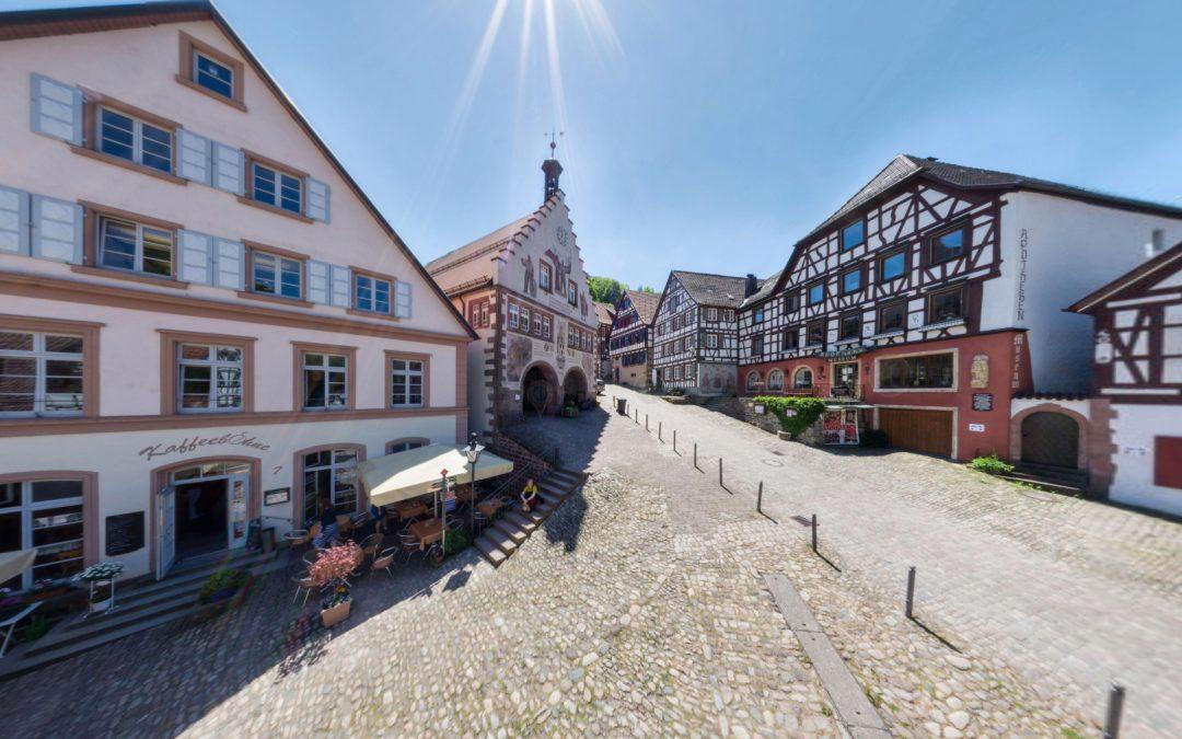 Weekend in Schiltach, two nights