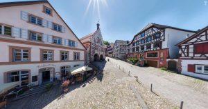 Wochenende in Schiltach, zwei Übernachtungen
